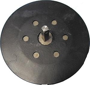 Ersatz-Sauggummischeibe 120mm, für alle handelsüblichen Saugheber