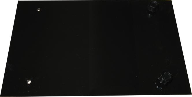 Zusatzplatte für Profilglas-Schneidwinkel bis 50 cm