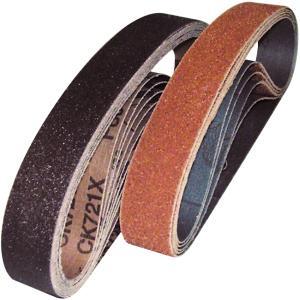 Glass grinding belts 533 x 28 mm