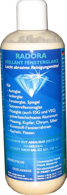 Aktion RADORA Brillant 500 ml