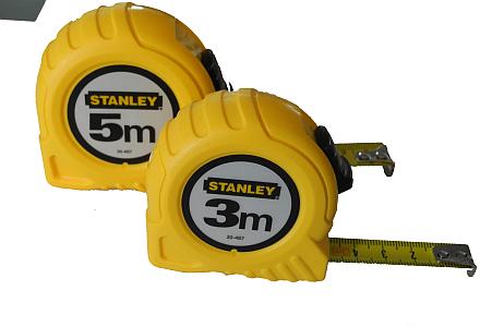 Rollbandmaß Stanley