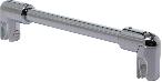 Reinforcement bar glass/glass 100cm x 19mm Ø, straight